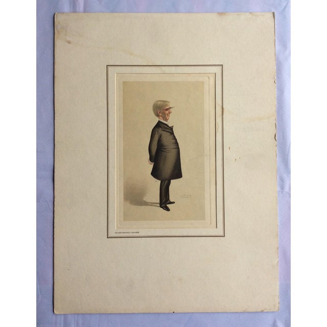 Vanity Fair Prints of Scientists for Petrolagar Laboratories - Set of 7 For Sale - Image 5 of 10
