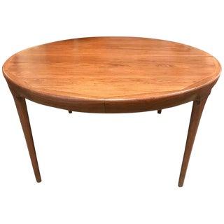Rare Erik Worts - Danish Modern Table, 1960s For Sale