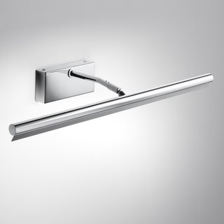 Long Polished Chrome Slim Picture Wall Light Preview