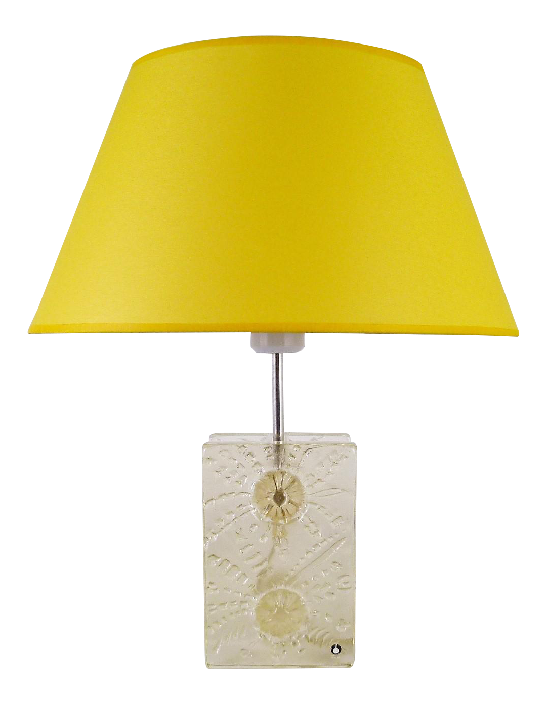 Vintage Used Crystal Table Lamps Chairish