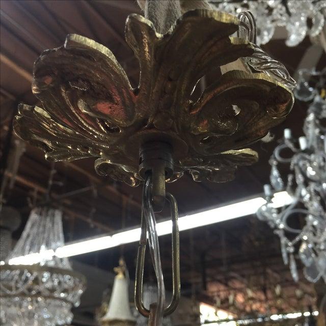 Teardrop Chandelier For Sale In Atlanta - Image 6 of 6
