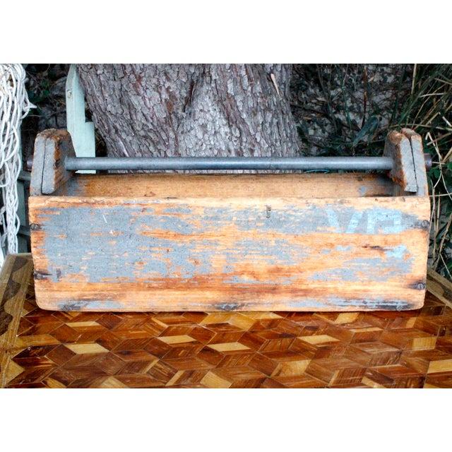 Handmade Carpenter's Box - Image 4 of 4