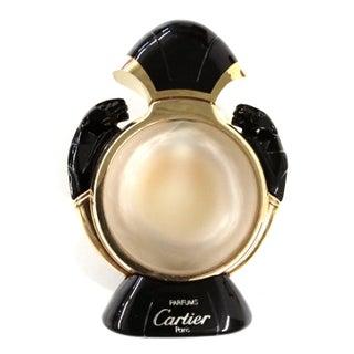 Vintage Panthere De Cartier Parfum Set