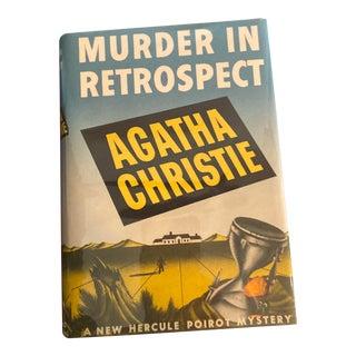 1940s Murder In Retrospect Book For Sale