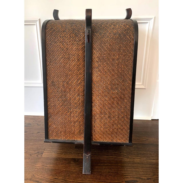 Japanese Traveling Cabinet Oi Edo Period For Sale - Image 9 of 13