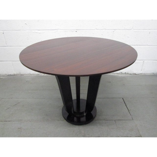 Baker Furniture Company Barbara Barry Occasional Table for Baker For Sale - Image 4 of 4