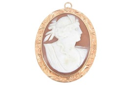 Image of Victorian Brooches