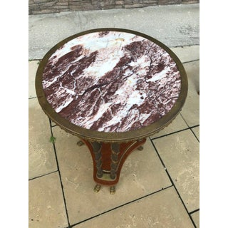 French Provincial Style Occasional Table Preview