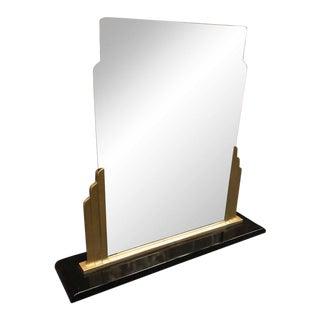 Norman Bel Geddes Art Deco Mirror For Sale
