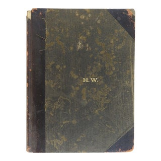 1880's Handwritten Stories For Sale