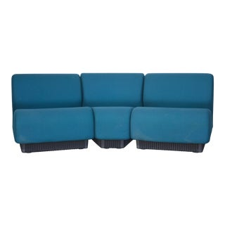 1980s Vintage Don Chadwick for Herman Miller Modular Settee For Sale