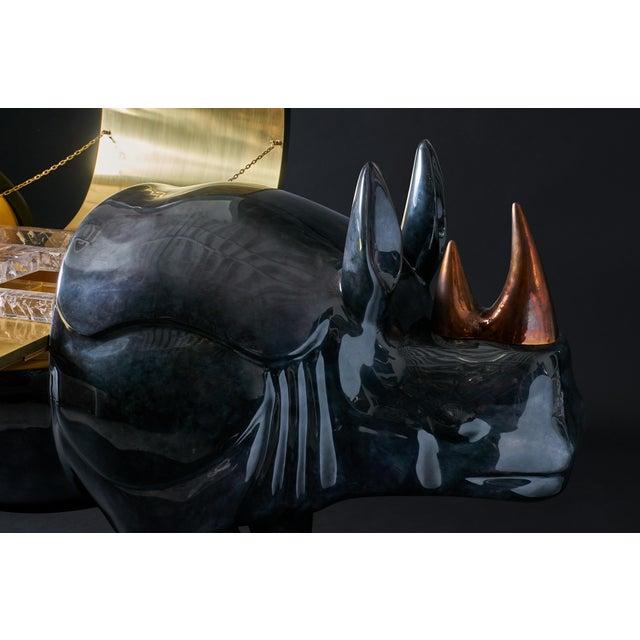 Rhinoceros Dry Bar For Sale - Image 4 of 9