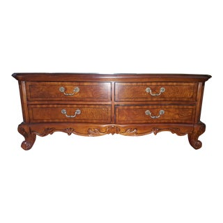 Traditional Drexel Heritage Coffee Table For Sale