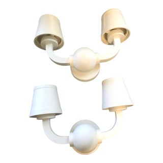 Moooi Paper Wall Sconces - a Pair For Sale