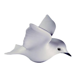 Andersen Design Flying White Bird Figurine For Sale