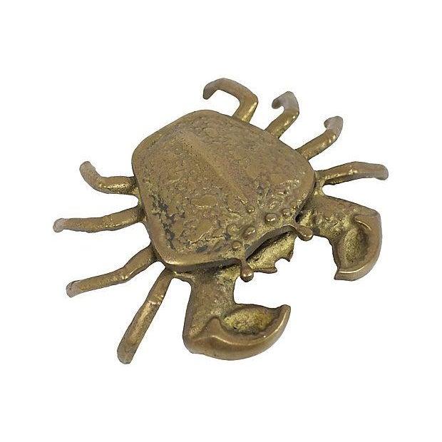 Brass Crab Trinket Box - Image 2 of 5