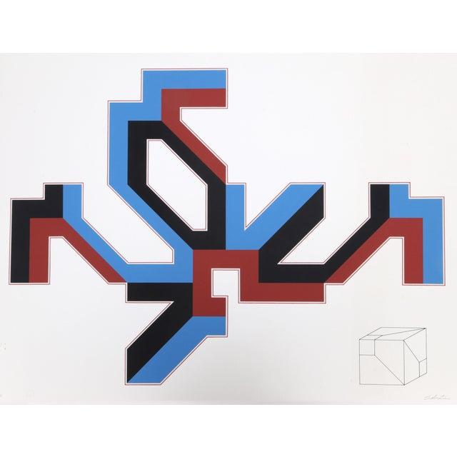 Abstract Deconstrucción de Cubo For Sale - Image 3 of 3