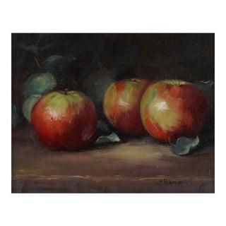 "Helene Robinson ""Apples & Eucalyptus"" For Sale"