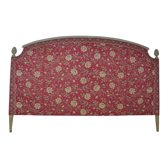 Louis XVI King Size Bed Headboard For Sale