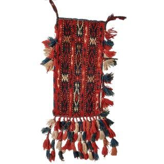 Turkmen Yomut Spindle Bag For Sale