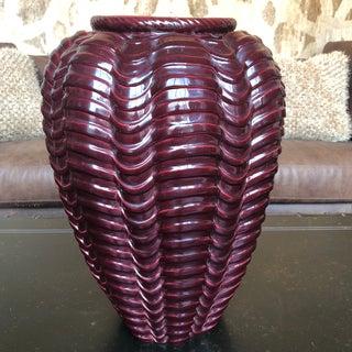 Vintage Italian Ceramic Vase Preview