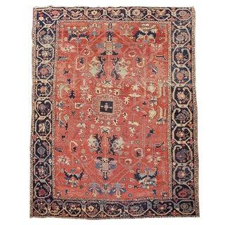 Serapi Persian Carpet - 8′1″ × 12′2″