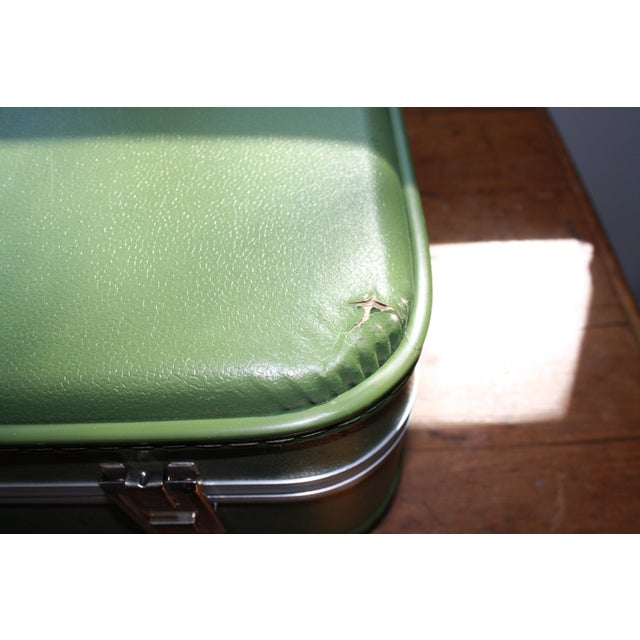 Vintage 3-Piece Nesting Suitcases - Image 11 of 11