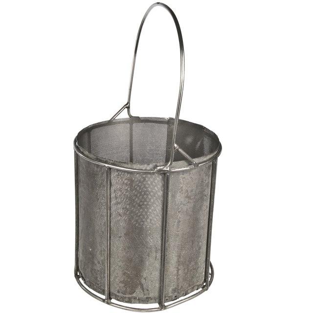Handmade Perforated Bucket - Image 2 of 3