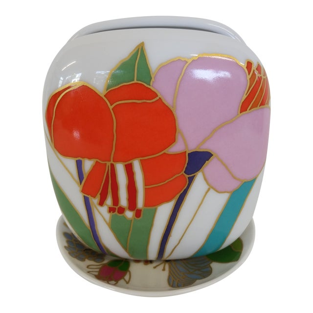 Vintage Studio Line Vase By Wolf Bauer For Rosenthal Chairish