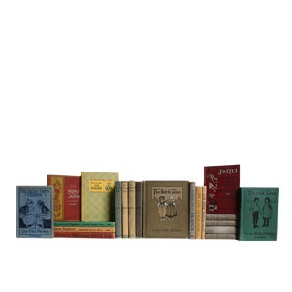 Foreign Friends for Kids : Set of Twenty Decorative Books For Sale