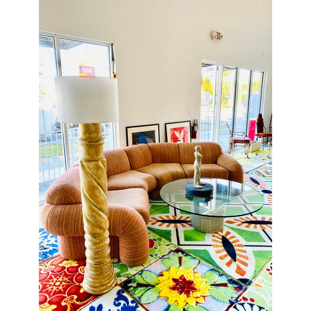 1980s High Style Sofa For Sale In Miami - Image 6 of 11