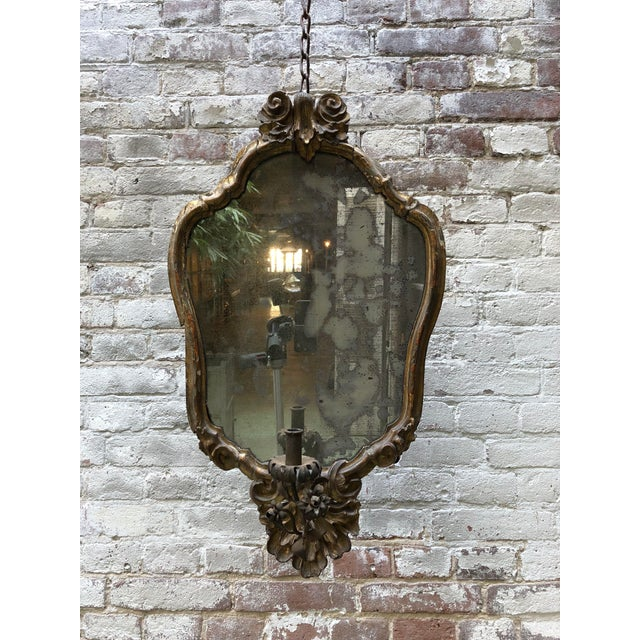 North Italy, C. 1730 , Pair of Mirrors For Sale - Image 10 of 13