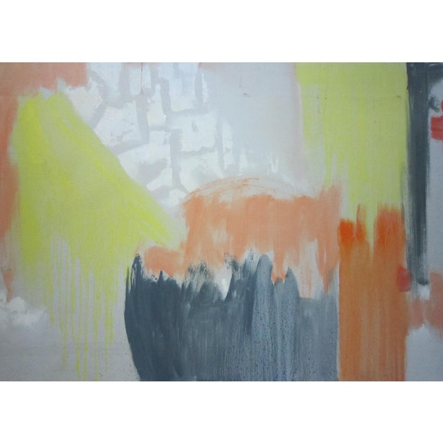 Modern Abstract Painting - Image 3 of 5
