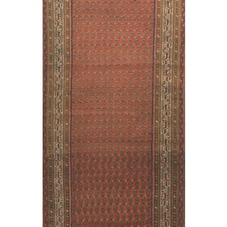 Vintage Persian Seraband Runner Circa 1940 - 3′5″ × 19′8″ Preview