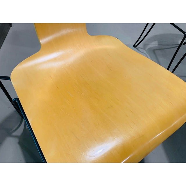 Vintage John Hutton for Donghia Anziano Dining Chair For Sale In Denver - Image 6 of 11