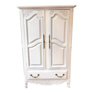 """Ella"" White French Provincial Dresser"