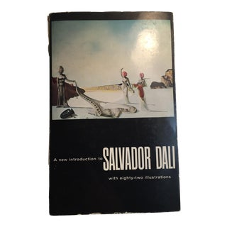 """""""A New Introduction to Salvador Dali"""" 1960 Book For Sale"""