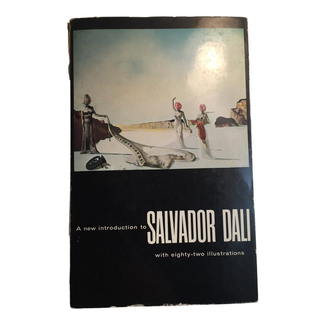 """A New Introduction to Salvador Dali"" 1960 Book For Sale"