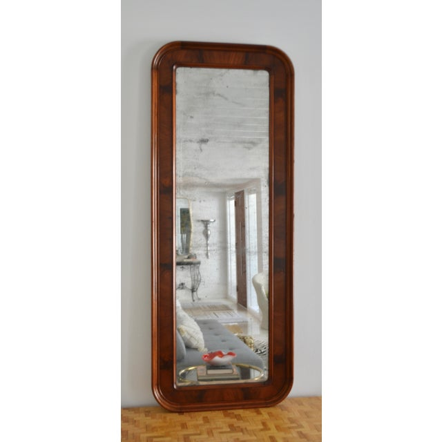 Mid 19th Century Mid 19th Century Louis Philippe Style Wall Mirror For Sale - Image 5 of 10