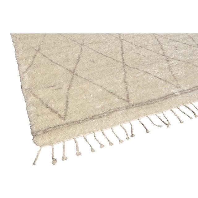 Casablanca Wool Area Rug - 12′ × 15′ - Image 2 of 5
