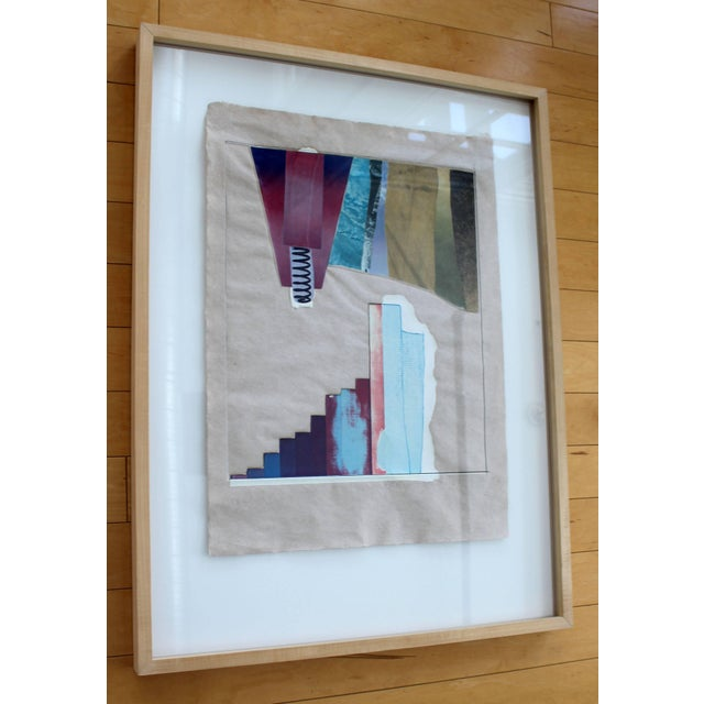 For your consideration is a magnificent, framed print by Robert Rauschenberg, signed, dated 1972 and numbered 17/84....
