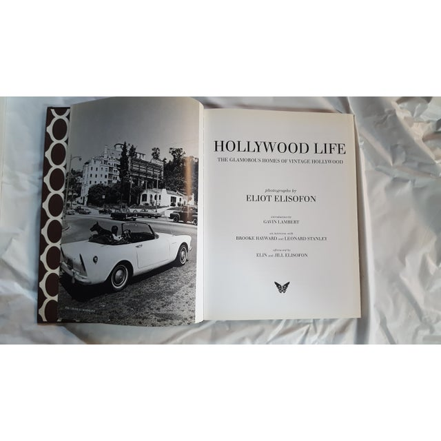 Mid-Century Modern Vintage Hollywood Life Book by Eliot Elisofon For Sale - Image 3 of 6