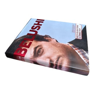 """Vintage """"Belushi"""" Coffee Table Book For Sale"""