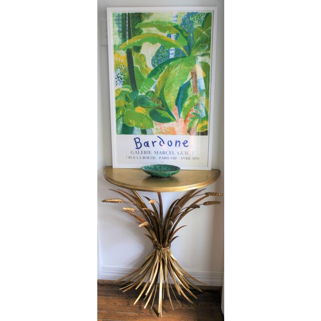 Contemporary Guy Bardone Framed Exhibition Poster For Sale - Image 3 of 6
