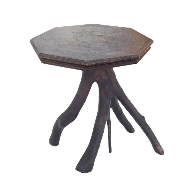 Folk Art Twig Table - Image 1 of 10