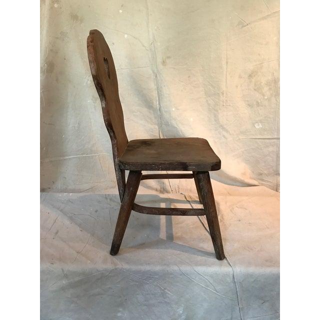 Antique Phoenix Chair Company Wooden Child S Chair Chairish