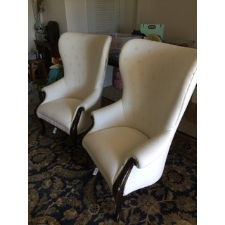 Christopher Guy Wingback Chairs - a Pair Preview