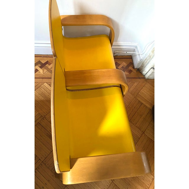 1960s Italian Modern Double Seat Bench For Sale - Image 9 of 11