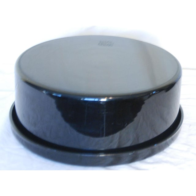 Japanese Black Lacquered Box - Image 5 of 6