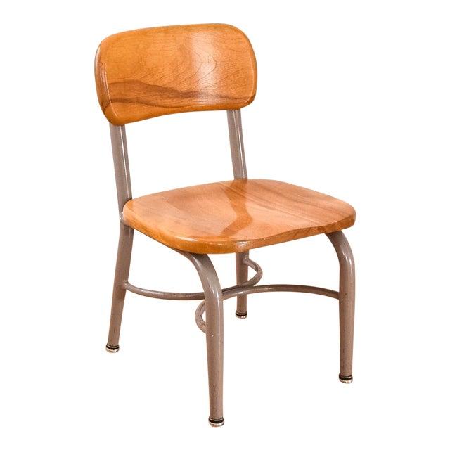 Heywood Wakefield Vintage Mid Century Child S School Chair